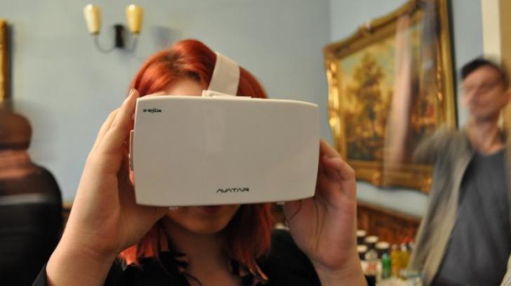 Românii au lansat ochelarii de realitate virtuală! Sunt ieftini și extraordinari
