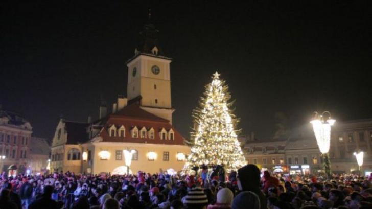 Revelion 2015 Brașov: Ce artiști vor concerta în Piața Sfatului