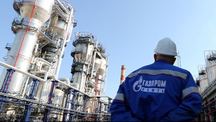 Gazprom, poziție de forță în Europa