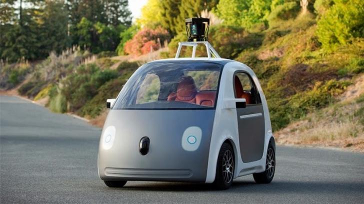 Google Car intra in faza testării! Cum arată viitorul automobilului