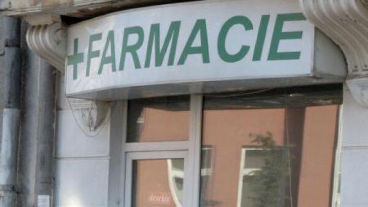 FARMACII deschise NON-STOP de sărbători în Capitală