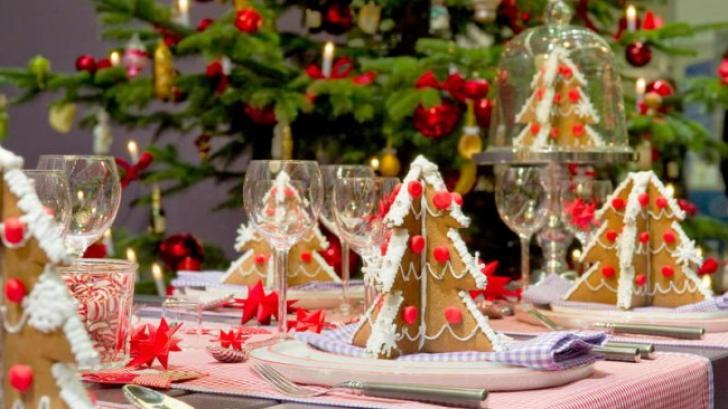 SĂRBĂTORI FERICITE! Cât costă meniul pentru masa de Crăciun