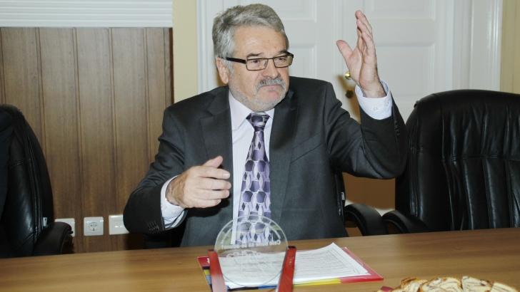 Mircea Moloț, după părăsirea sălii de judecată: Nu sunt vinovat