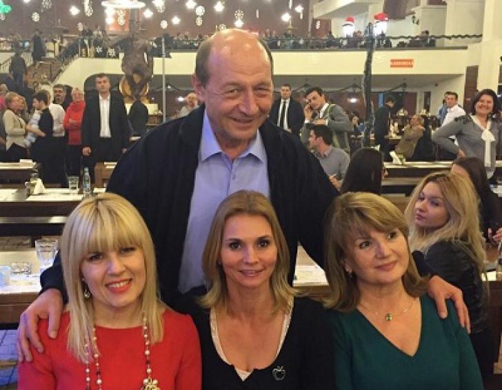 Traian Băsescu, prima zi după Cotroceni
