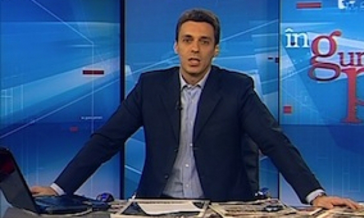 Mircea Badea, ATAC sub centură la CTP, după percheziţiile de la Mediafax