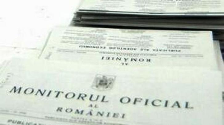 Legea Bugetului pe 2015 a fost publicată în Monitorul Oficial