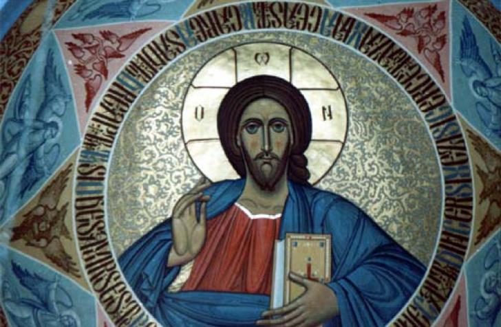 Legenda spune că Iisus Hristos l-a ținut în brațe și l-a arăat ucenicilor