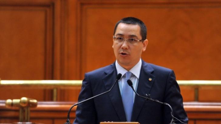 Dezbaterile pe bugetul pentru 2015: Victor Ponta nu recunoaște pomenile ELECTORALE din campanie