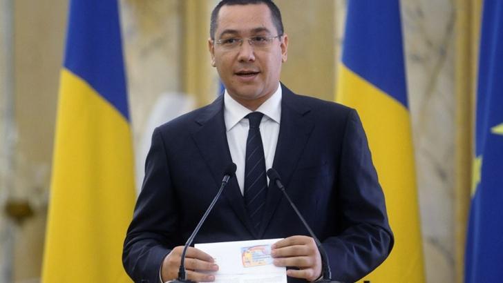 Ponta, după promulgarea Legii bugetului: O veste foarte bună pentru toți românii