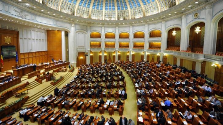 <p>Parlamentul a votat pe articole proiectul legii bugetului de stat pe 2015</p>