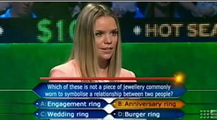 Raspunsu greșit la prima întrebare