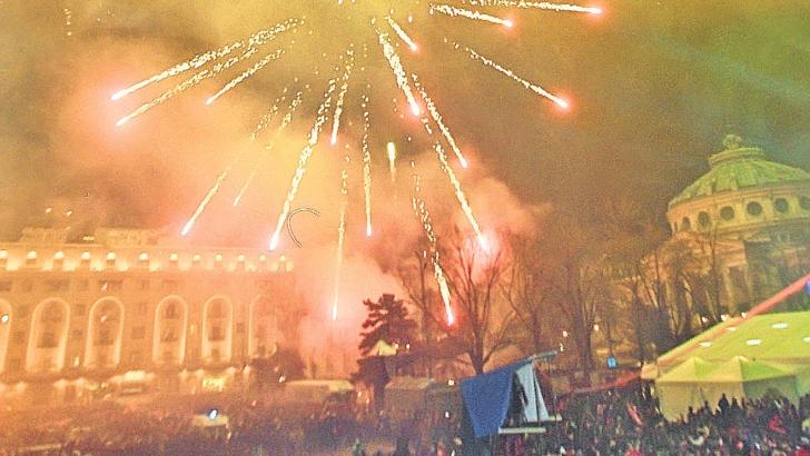 Ce loc ocupă România în topul celor mai petrecăreţe ţări în noaptea de Revelion