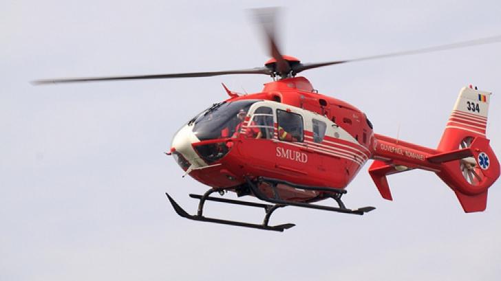 Procurorii cer date despre evoluţia în zbor a elicopterului SMURD, înainte de momentul prăbușirii