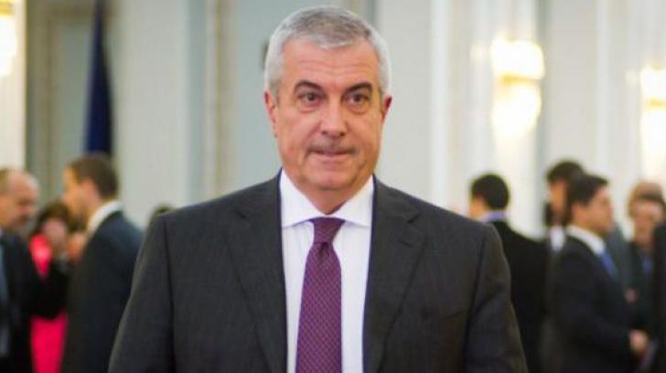 Călin Popescu Tăriceanu a devenit tată, pentru a treia oară