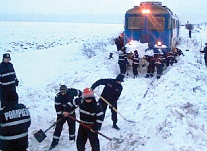 ALERTĂ - Veşti noi despre circulaţia rutieră şi cea a trenurilor