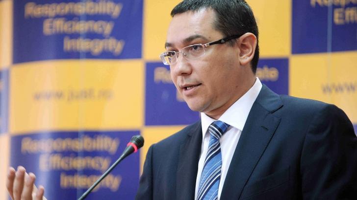 Ponta: Pentru o combatere reală a evaziunii fiscale trebuie lucrat și la mentalitatea cetățenilor