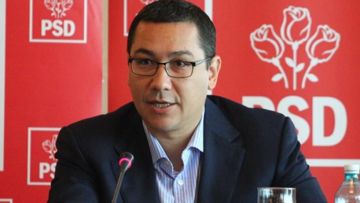 Ponta: PSD trebuie să întreprindă o acţiune clară privind combaterea corupției
