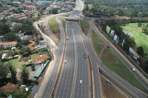 <p>Autostrada din Kenya</p>