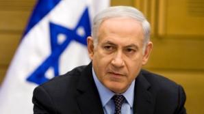 Premierul israelian