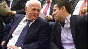 Viorel Hrebenciuc şi fiul său şi-au recunoscut faptele