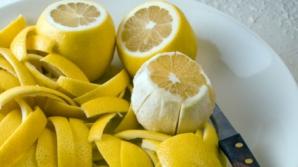 Arunci coaja de lămâie? 9 motive care te conving să o păstrezi