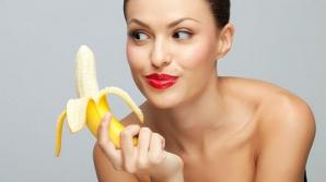 Arunci coaja de banană? Iată câte lucruri poţi face cu aceasta