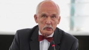 Mesajul unui eurodeputat extremist polonez în PE: Eu nu sunt Charlie, dar vreau pedeapsa cu moartea