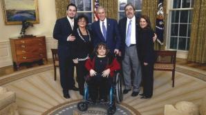 MOARTEA UNEI EROINE. Minunata poveste de viaţă a româncei care l-a impresionat pe preşedintele SUA