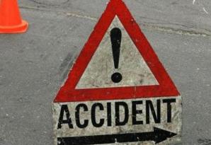 Accident în județul Sibiu