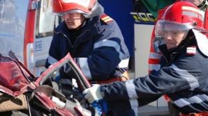 Accident cumplit pe DN14. Un mort, 8 răniţi. Trei copii erau transportaţi în portbagaj / Foto: Arhivă