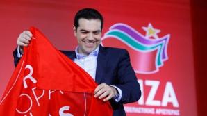 Extrema stângă a câştigat alegerile în Grecia