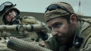"""""""American Sniper"""", nominalizat la Oscar, pe primul loc în box office-ul nord-american"""
