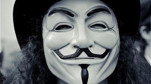 Hackerii Anonymous AMENINȚĂ că vor răzbuna atentatul de la Charlie Hebdo