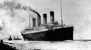 O scrisoare a unei supravieţuitoare de pe Titanic, scoasă la licitaţie