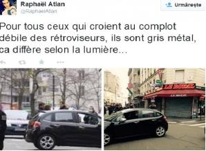 Teoria conspiraţiei privind oglinzile retrovizoare, demontată