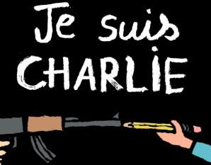 Caricatura realizata de Jean Jullien