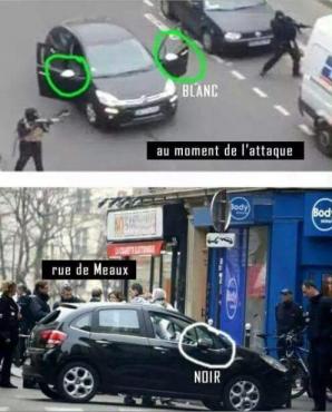Teorii ale conspiraţiei, în atentatul de la Paris