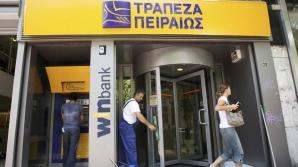 Băncile grecești, probleme de numerar
