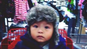 Bill Thao, copilul omorât când învăța să meargă Sursa: twitter.com