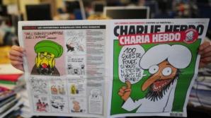 Viitorul număr al revistei Charlie Hebdo va conţine caricaturi cu Profetul Mahomed