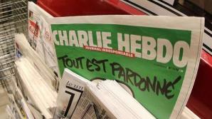 Charlie Hebdo ar putea încasa peste 10 milioane de euro din vânzări și donații