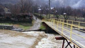 Cod galben de inundaţii