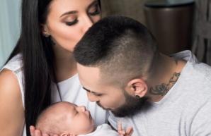 Antonia, Alex Velea şi micuţul Dominic