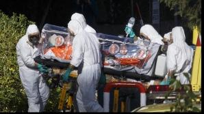 Suspect de Ebola în Italia: O asistentă medicală care a revenit din Sierra Leone, în carantină