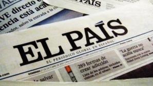 ALERTĂ FALSĂ la Madrid: Pachetul suspect, găsit în redacția El Pais, nu conținea nimic periculos