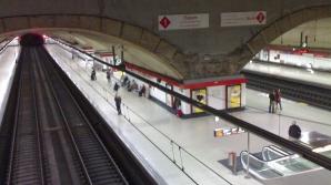 Ameninţare cu bombă: pachet suspect la Madrid