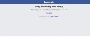 Facebook a picat! Reţeaua de socializare a căzut în toată lumea
