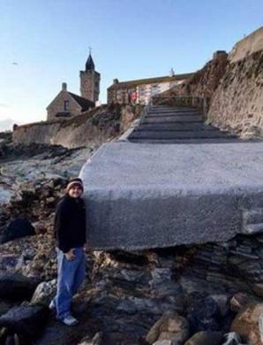 Fenomen straniu la Cornwall