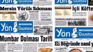 Protest inedit: Un ziar din Turcia publică reţete culinare pe prima pagină