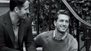 Firma Tiffany apelează în premieră la un cuplu gay pentru a face reclamă unui inel de logodnă